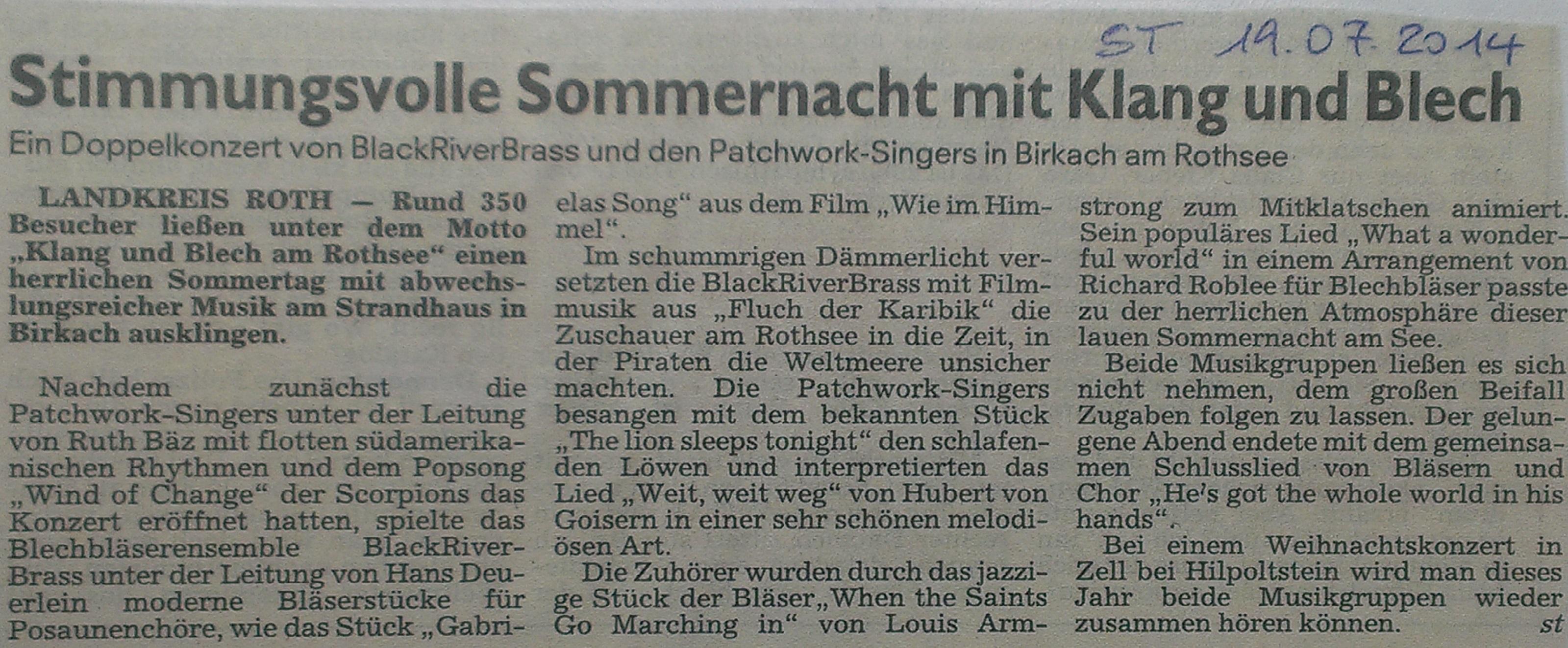 Bericht-Schwabacher-Tagblatt-19.07.2014