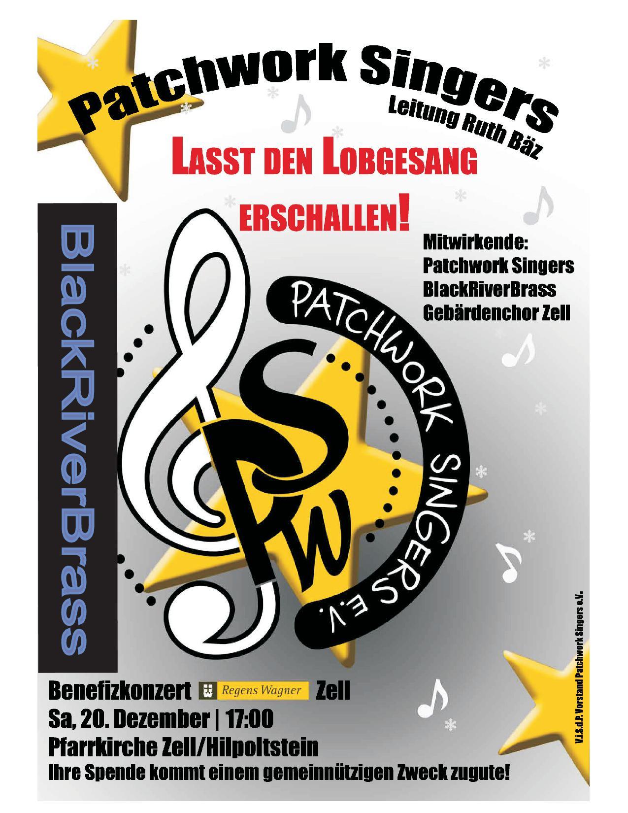 Plakat BRB-Zell-2014-001