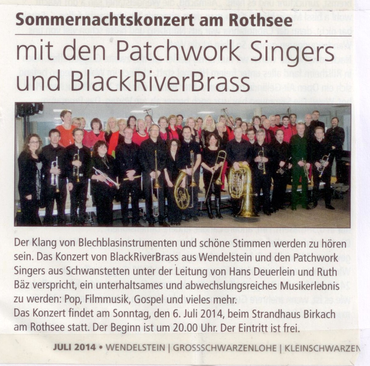 BRB Konzert Rothsee Ankündigung 04 2014