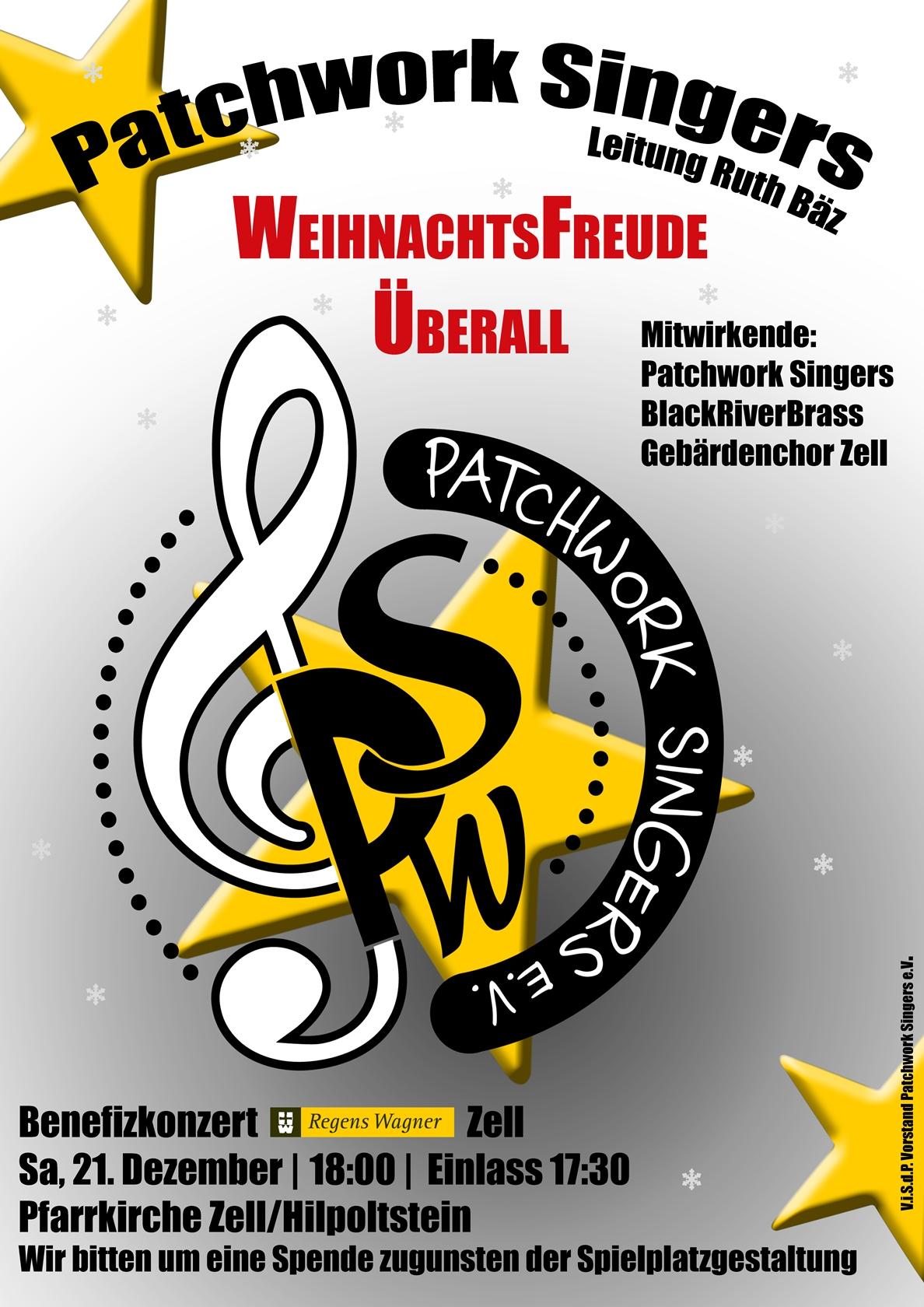 Plakat PWS Zell 21.12.2013